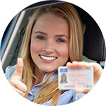 French license for driving in France