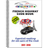 New French highway code book 2016-2017