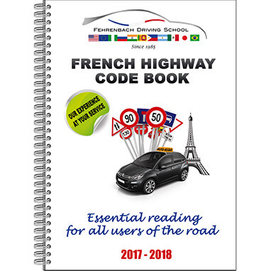 French Highway Code Book