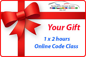 Booking Pass gift card 2 hours