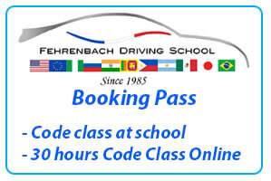 Booking pass code class at school and 30 hours code class online