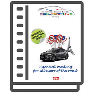 French driving code book in english