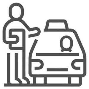 Driving practice lessons